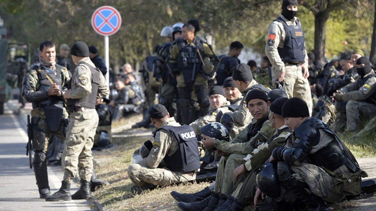 Kırgızistan-Tacikistan sınırındaki çatışmada ölü sayısı 39 a ulaştı #4