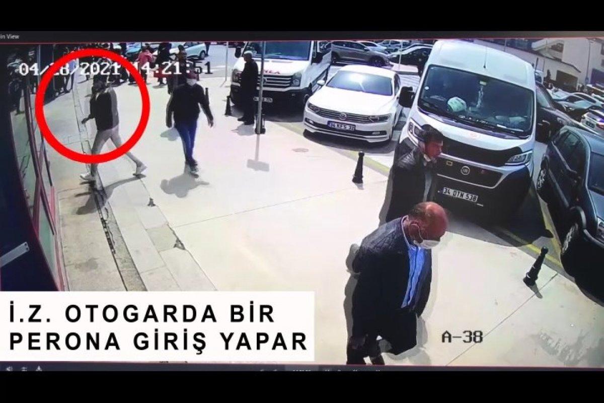 Otogarda yakalanan teröristlerin eylem planı #3