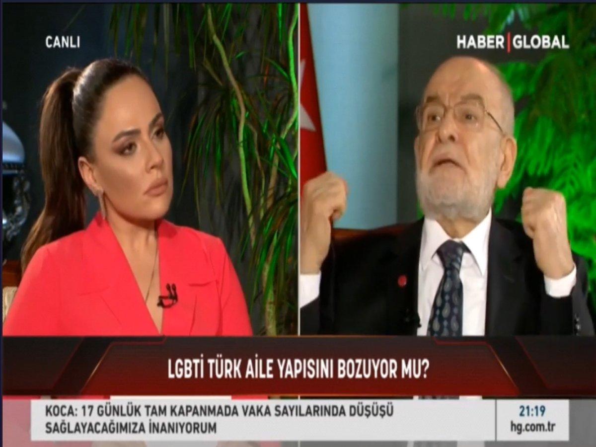 Temel Karamollaoğlu ndan LGBT yanıtı  #1