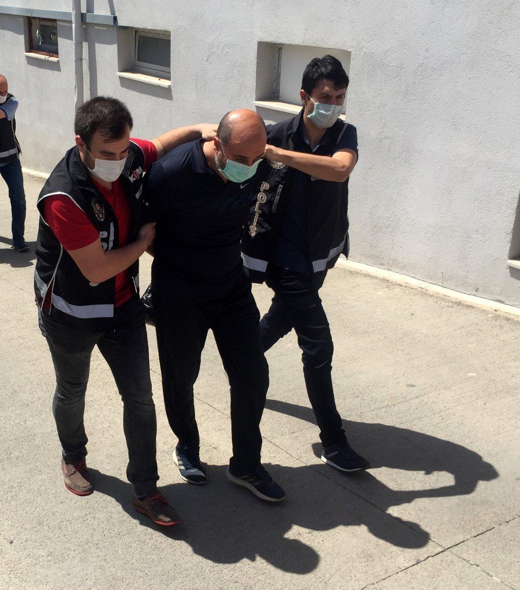 Adana merkezli 5 ile silah kaçakçılığı operasyonu #3