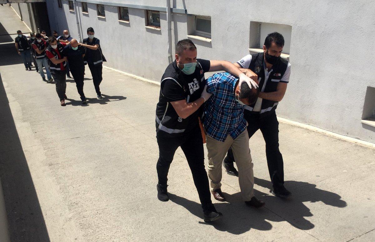 Adana merkezli 5 ile silah kaçakçılığı operasyonu #1