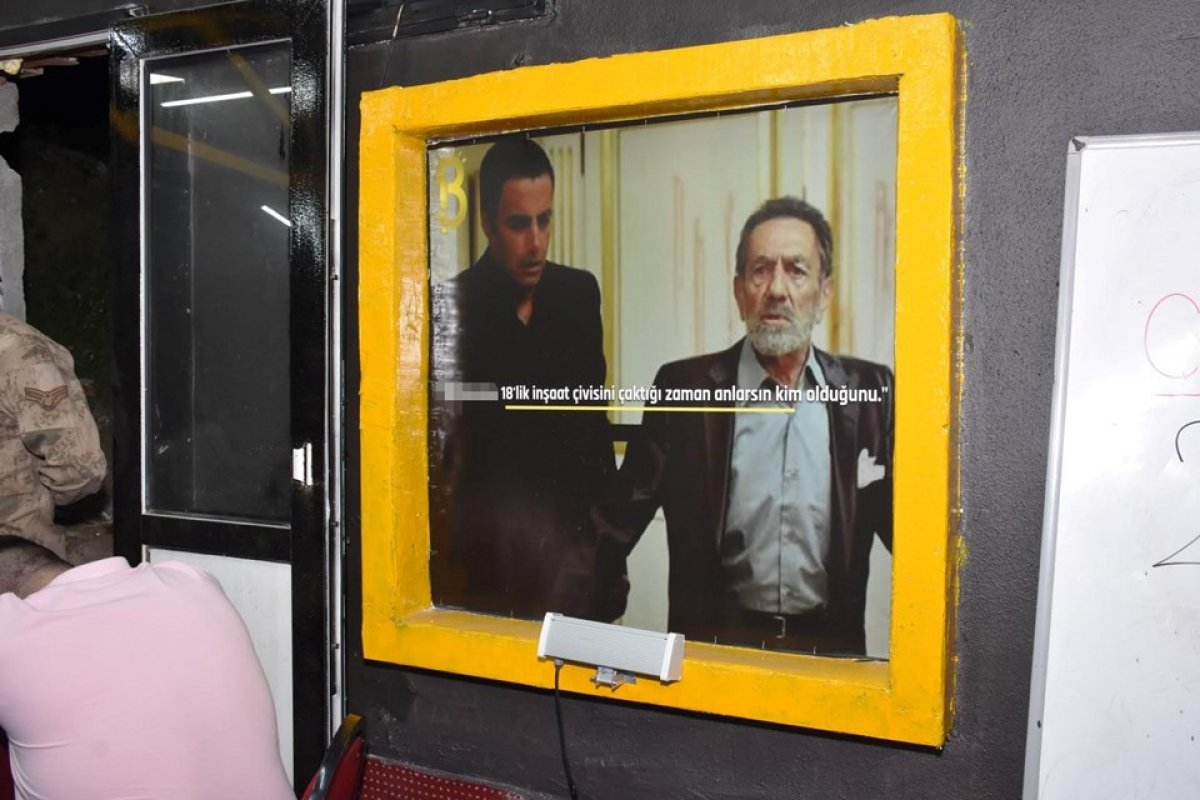 İzmir de Sabri Abi isimli baskında kumar oynayan 60 kişi yakalandı #6