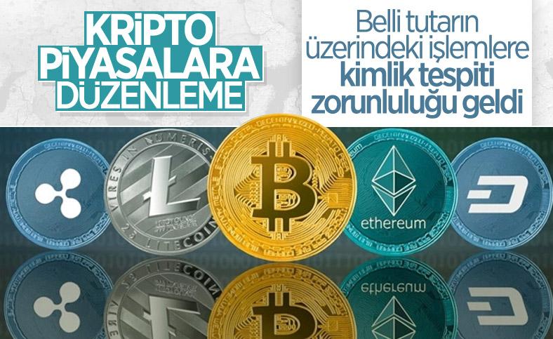 Kripto para piyasası hakkında yönetmelik Resmi Gazete'de