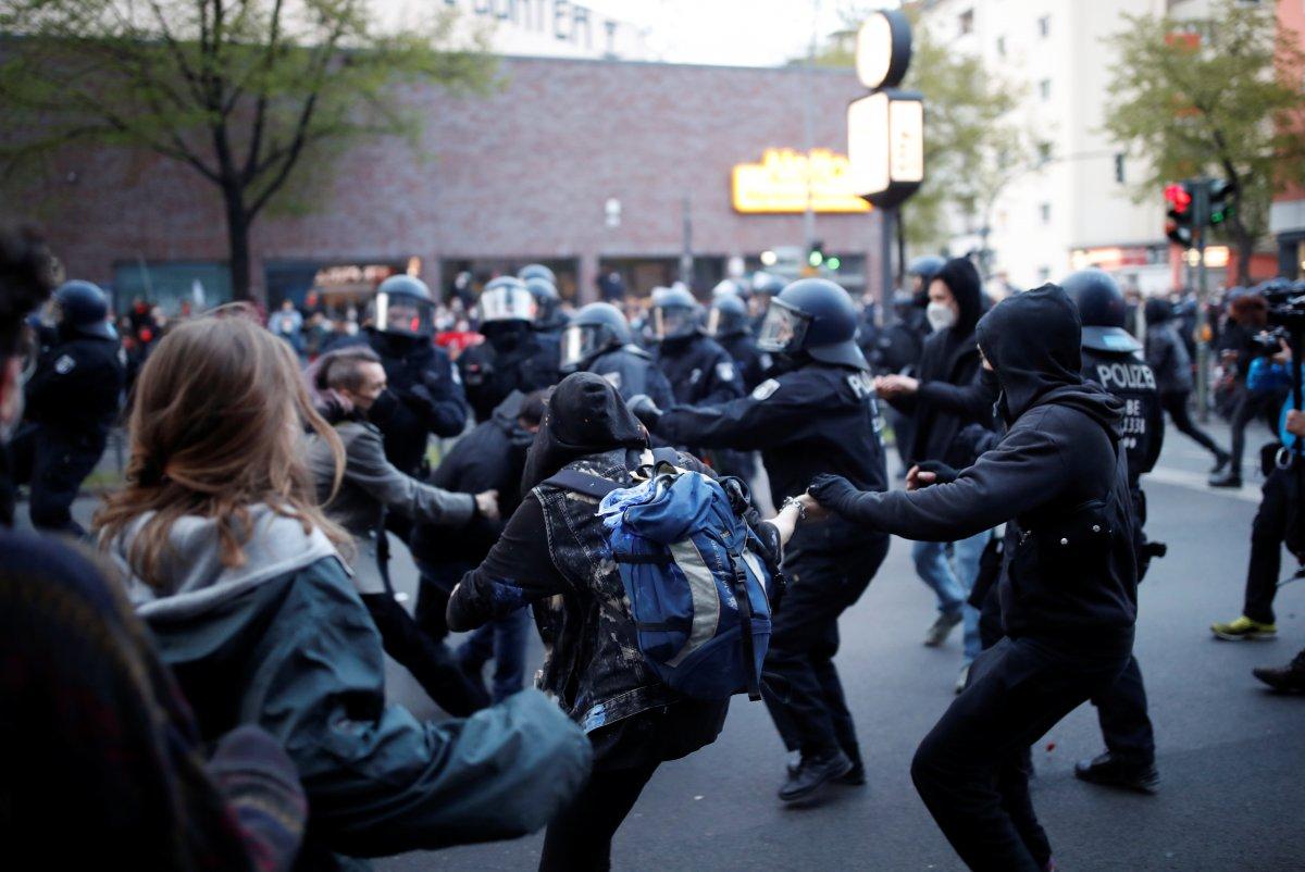 Alman basınının Türk polisi hakkında algı oluşturma çabası #3