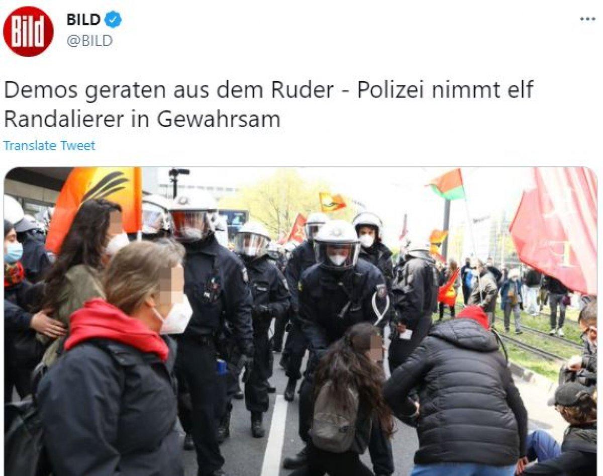 Alman basınının Türk polisi hakkında algı oluşturma çabası #2