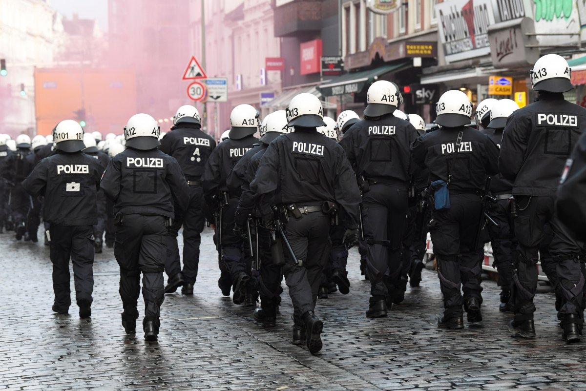 Alman basınının Türk polisi hakkında algı oluşturma çabası #7