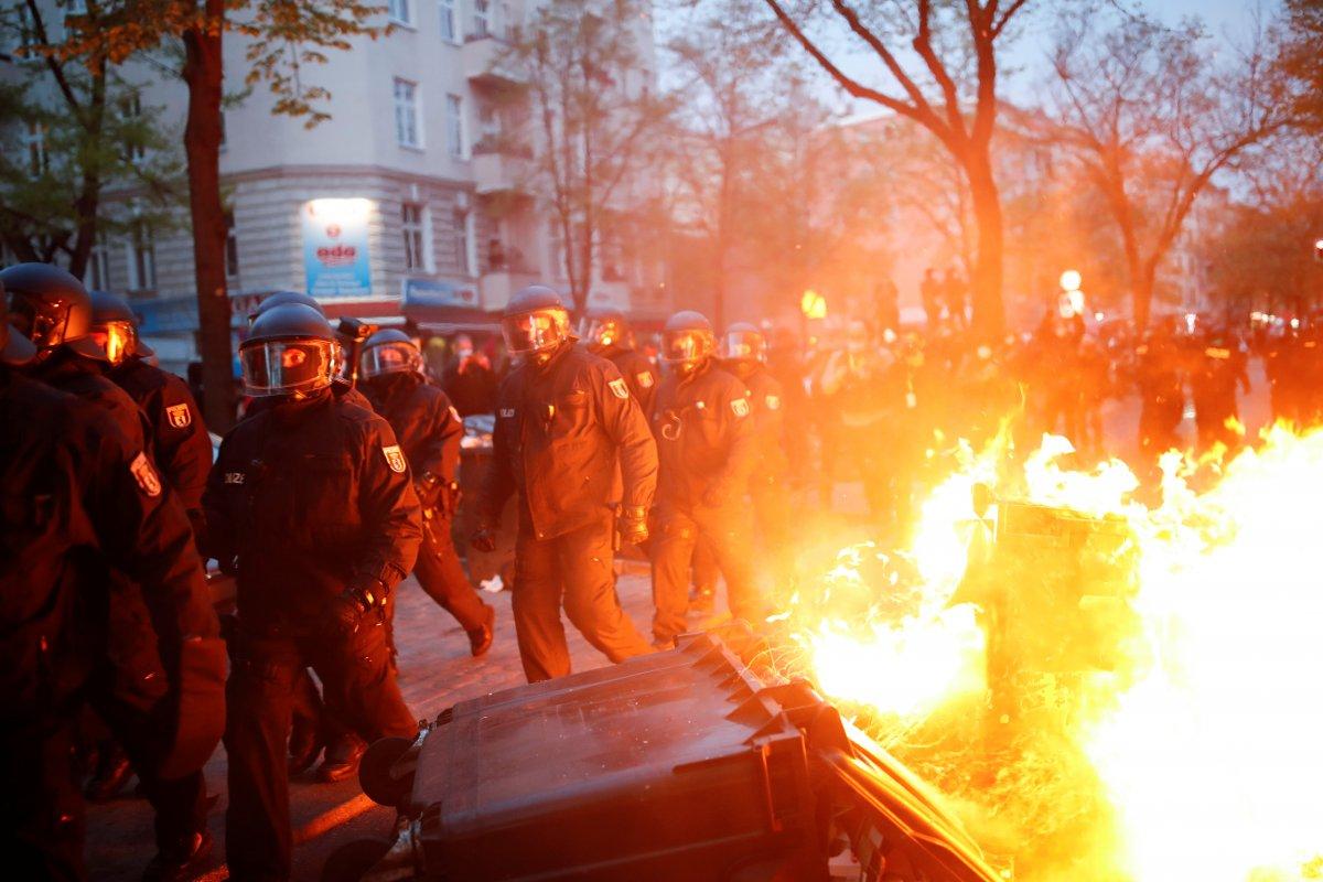 Alman basınının Türk polisi hakkında algı oluşturma çabası #6