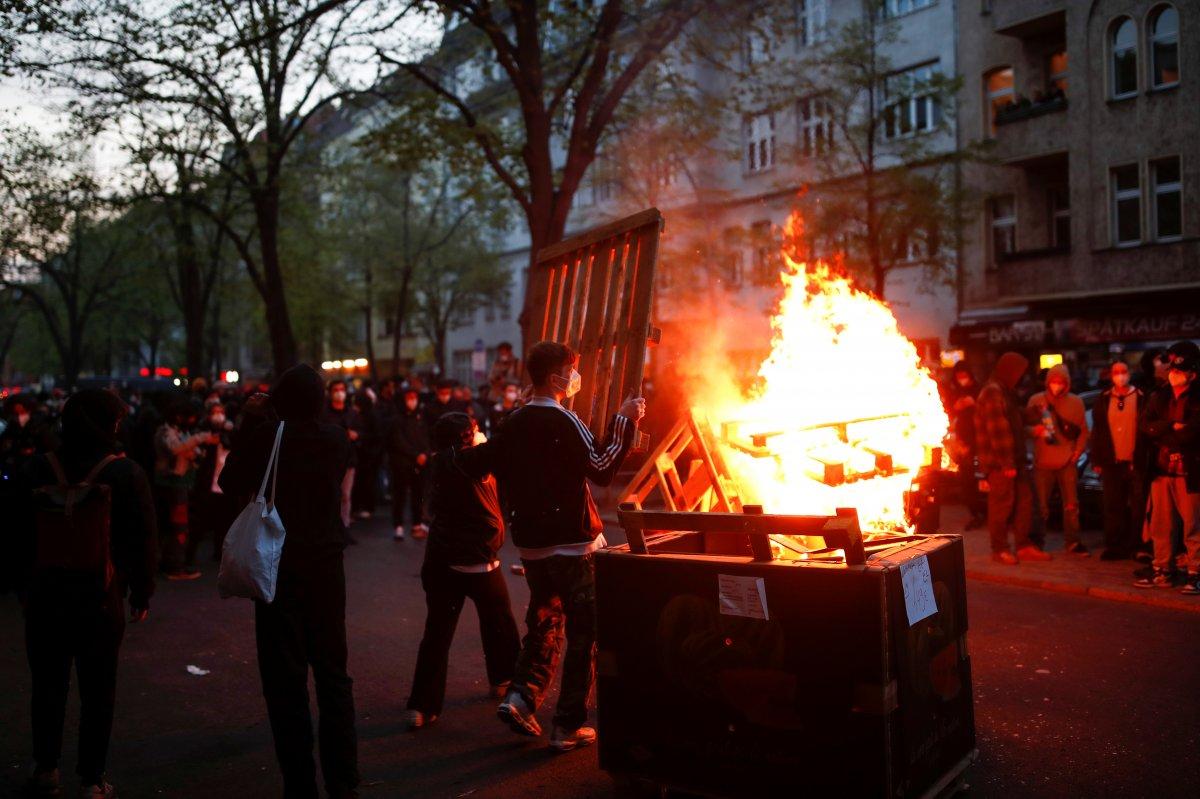 Alman basınının Türk polisi hakkında algı oluşturma çabası #9