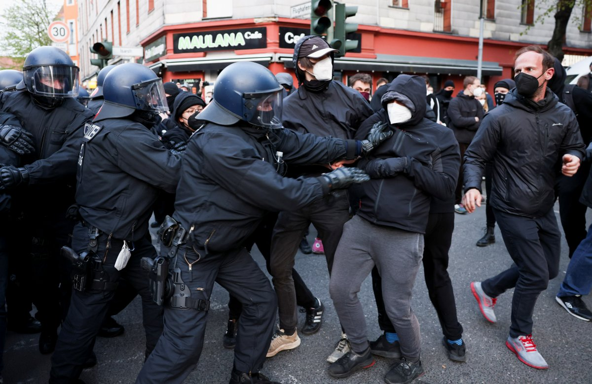 Alman basınının Türk polisi hakkında algı oluşturma çabası #5
