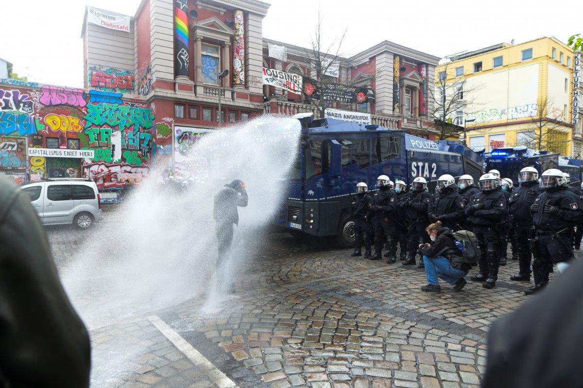 Alman basınının Türk polisi hakkında algı oluşturma çabası #4