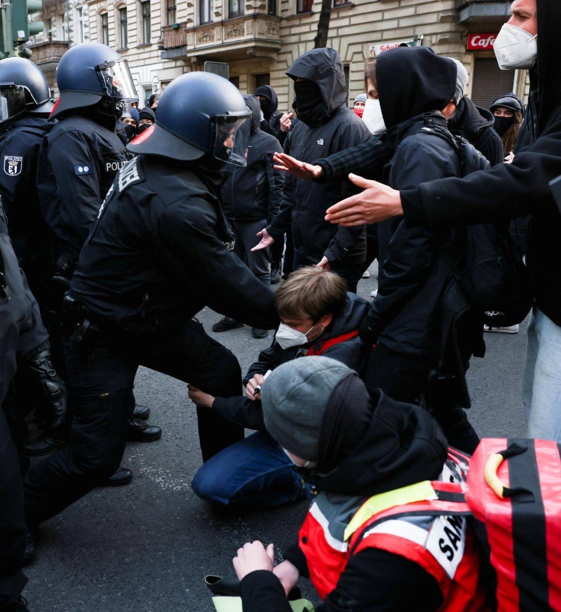 Alman basınının Türk polisi hakkında algı oluşturma çabası #10
