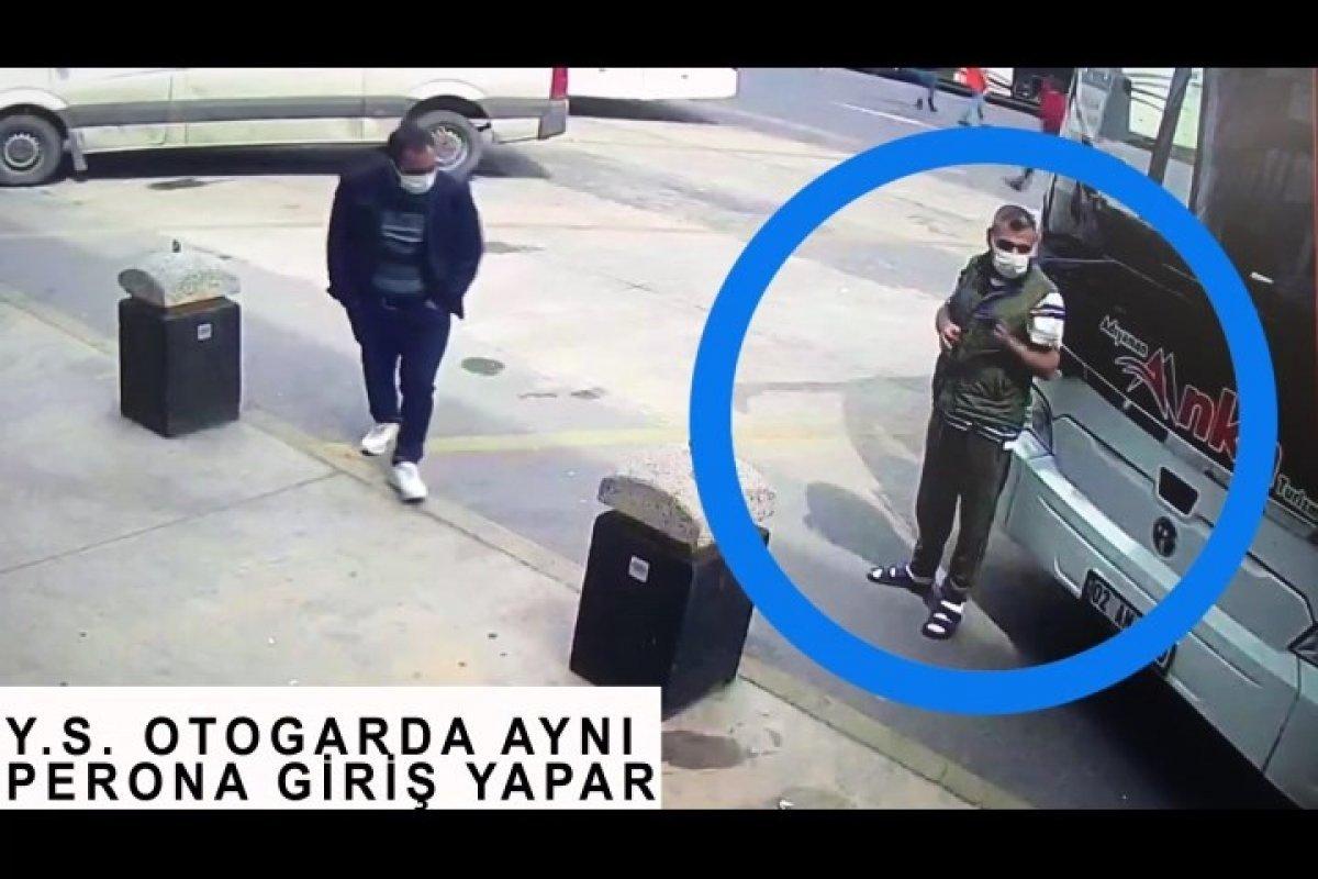 Otogarda patlayıcı ile yakalanan 3 şüpheli tutuklandı #1