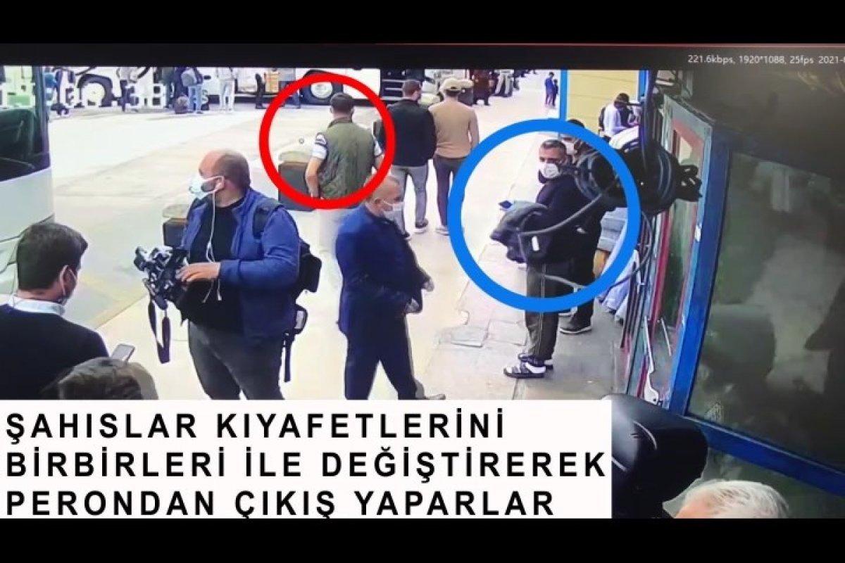 Otogarda patlayıcı ile yakalanan 3 şüpheli tutuklandı #2