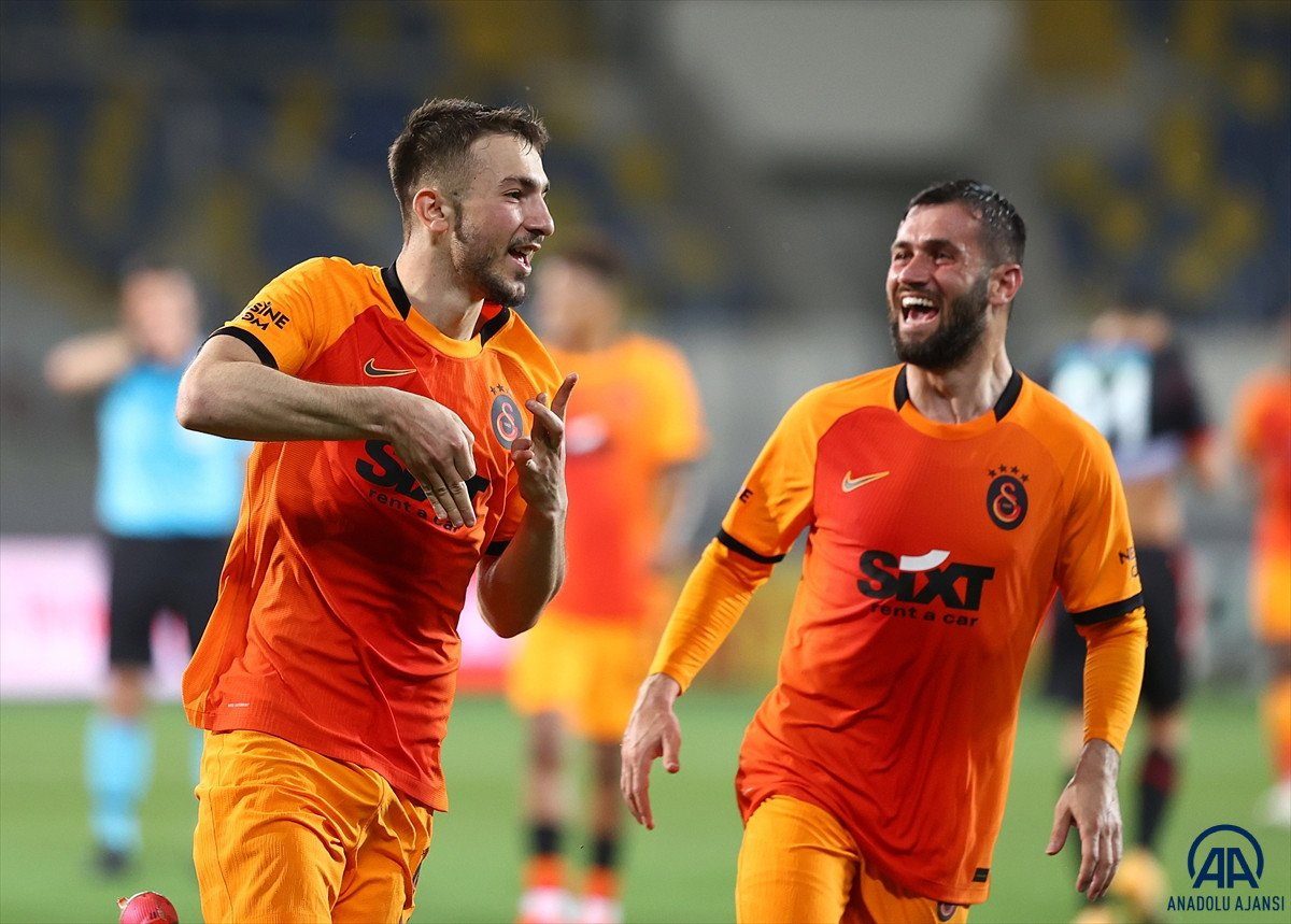 Galatasaray deplasmanda Gençlerbirliği ni mağlup etti #4