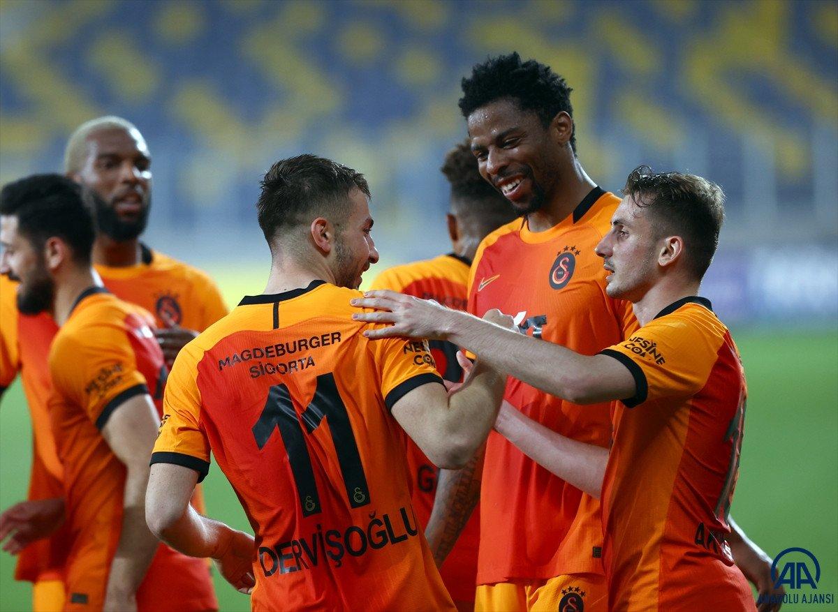Galatasaray deplasmanda Gençlerbirliği ni mağlup etti #1