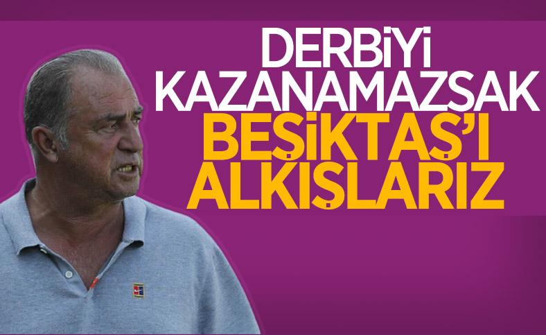Fatih Terim'den Beşiktaş derbisi sözleri