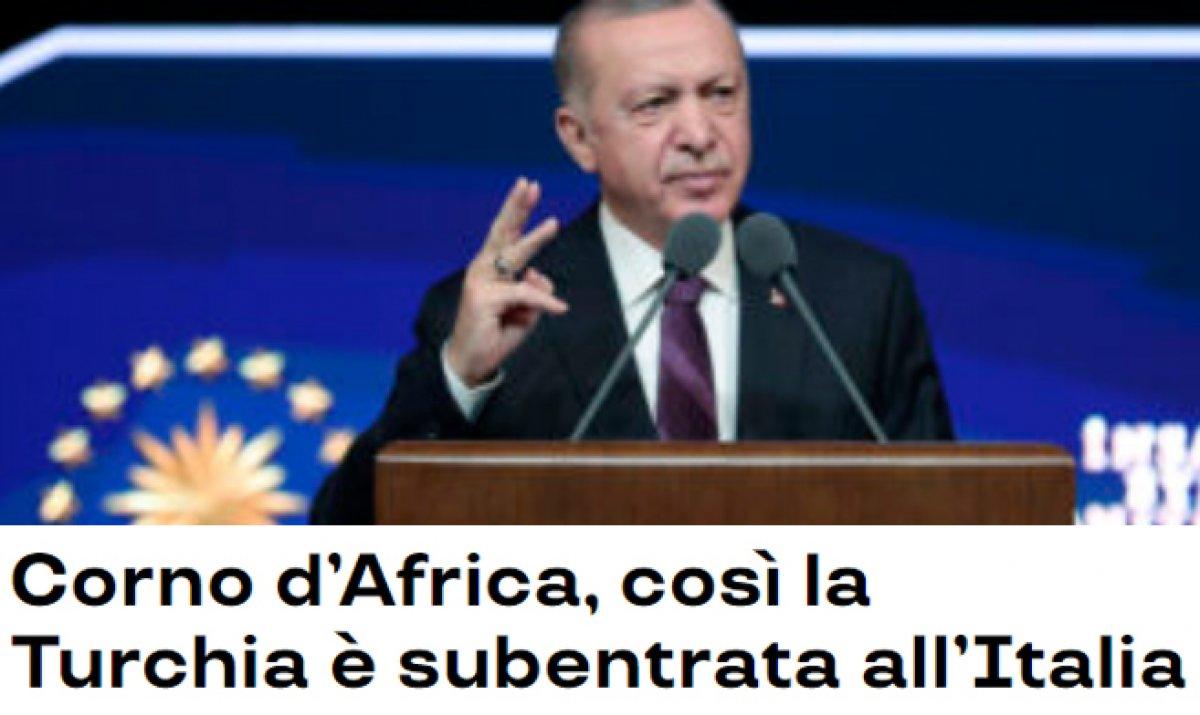 İtalyan basını, Türkiye nin Afrika daki etkisini mercek altına aldı #3