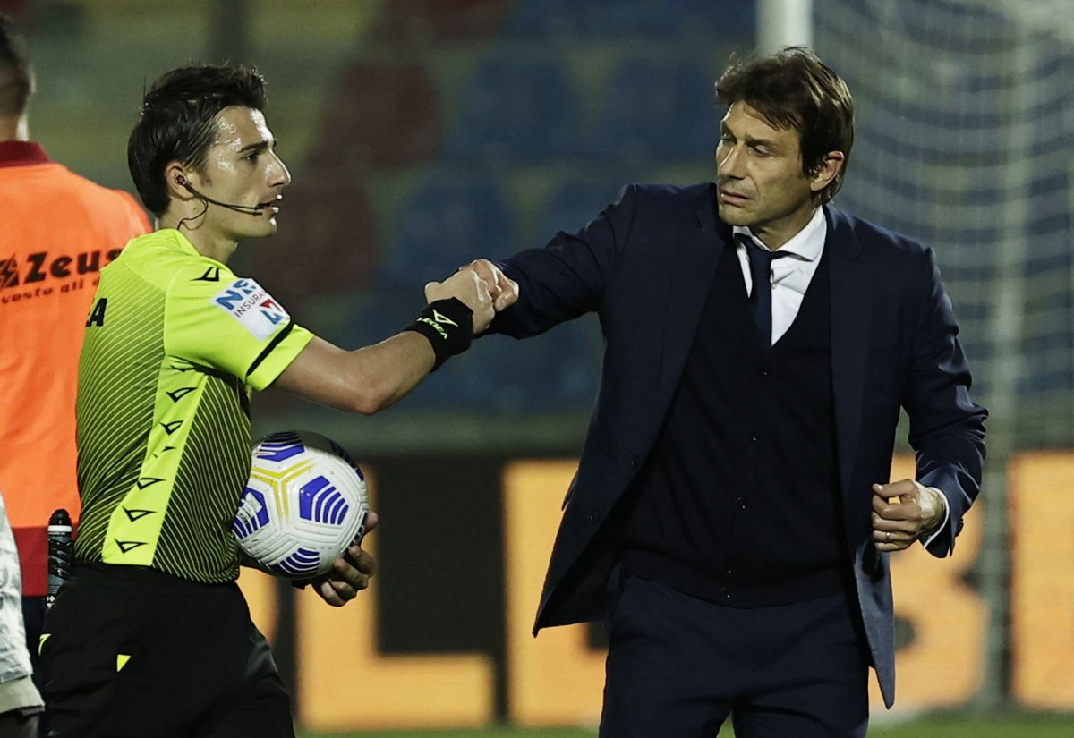 Inter Serie A da şampiyon oldu #2