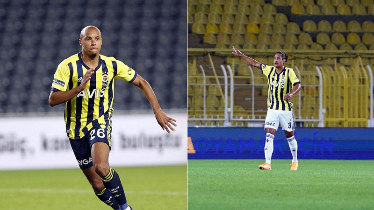 Fenerbahçe de 8 oyuncuyla yollar ayrılacak #2