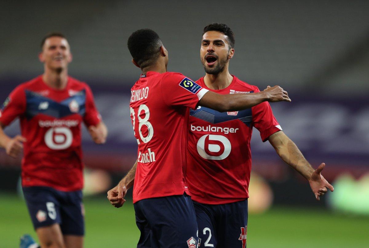 Burak Yılmaz ve Zeki Çelik yine Lille i galibiyete taşıdı #3