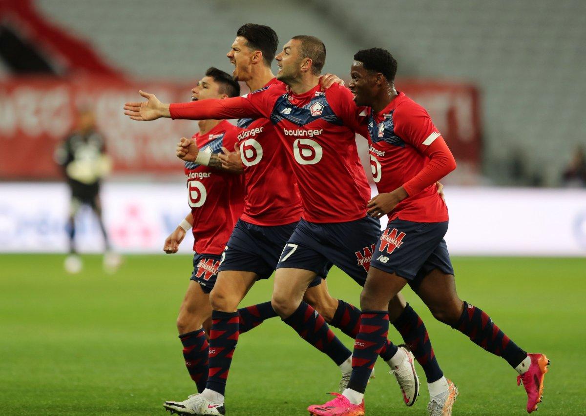 Burak Yılmaz ve Zeki Çelik yine Lille i galibiyete taşıdı #1