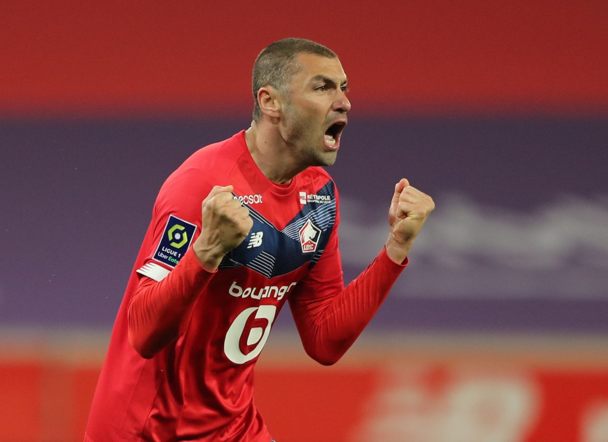 Burak Yılmaz ve Zeki Çelik yine Lille i galibiyete taşıdı #4