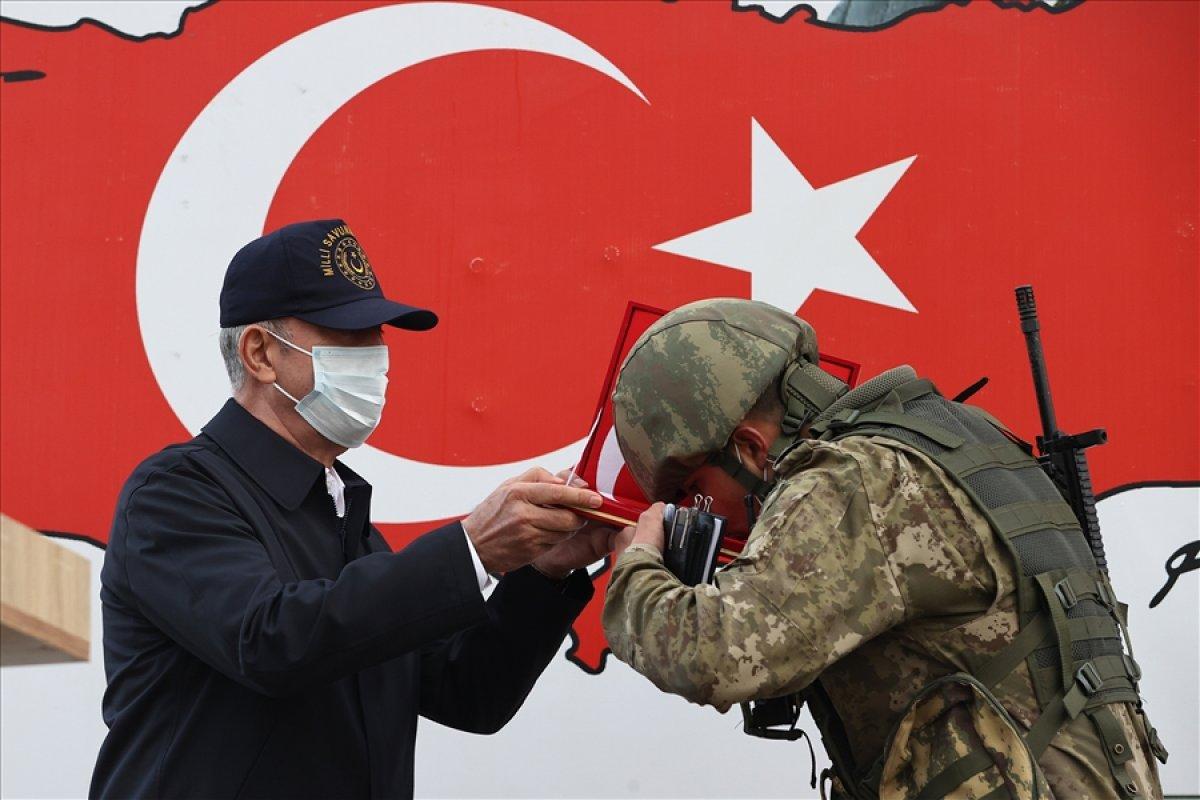 Pençe-Şimşek ve Pençe-Yıldırım operasyonlarında 44 terörist etkisiz hale getirildi #5