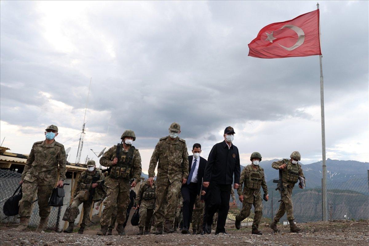 Pençe-Şimşek ve Pençe-Yıldırım operasyonlarında 44 terörist etkisiz hale getirildi #3