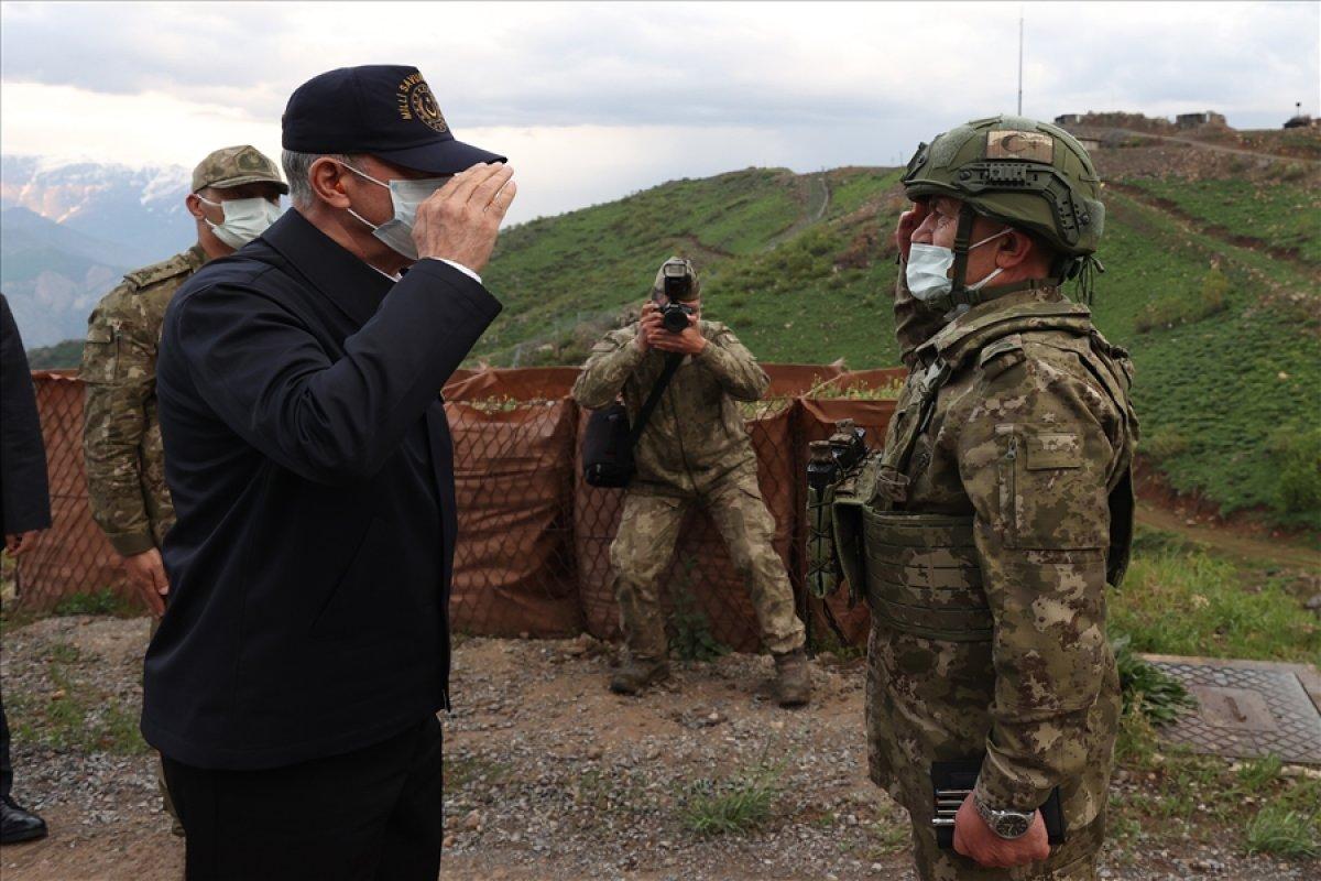 Pençe-Şimşek ve Pençe-Yıldırım operasyonlarında 44 terörist etkisiz hale getirildi #2