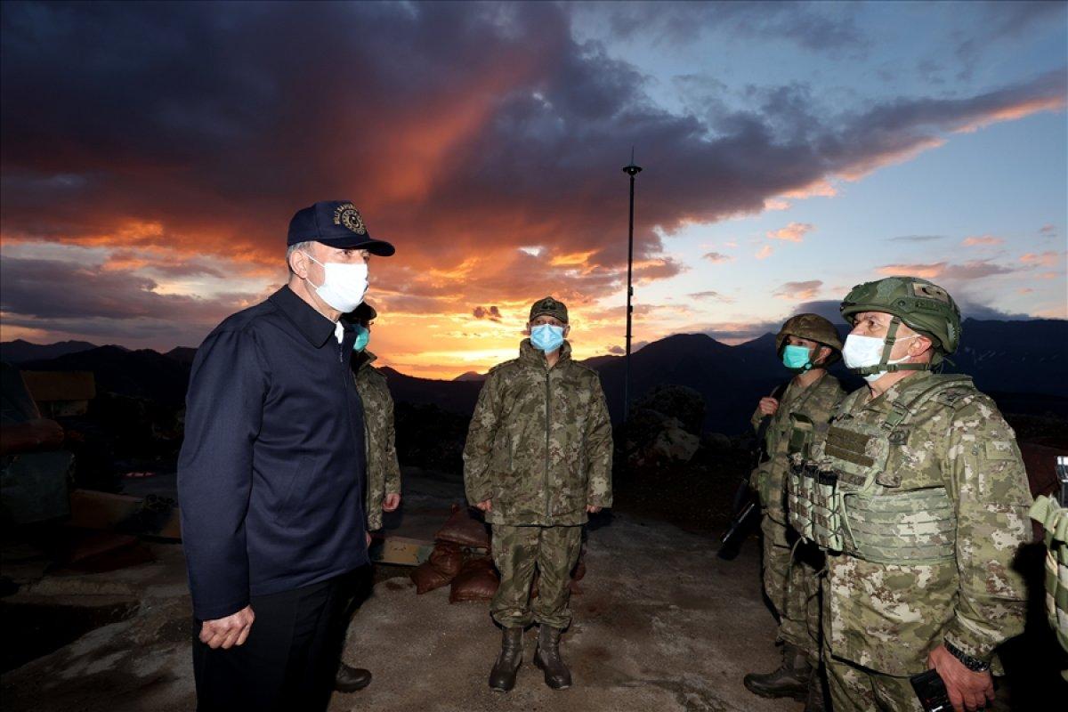 Pençe-Şimşek ve Pençe-Yıldırım operasyonlarında 44 terörist etkisiz hale getirildi #9