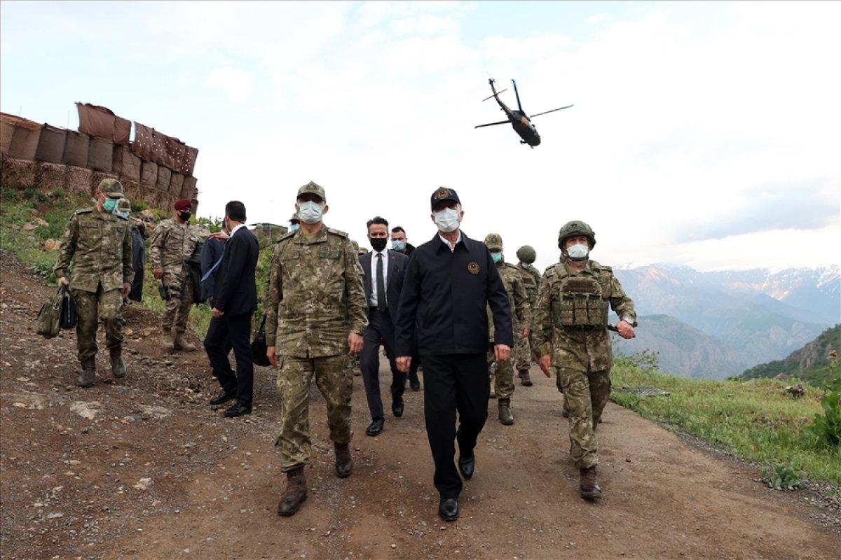 Pençe-Şimşek ve Pençe-Yıldırım operasyonlarında 44 terörist etkisiz hale getirildi #1