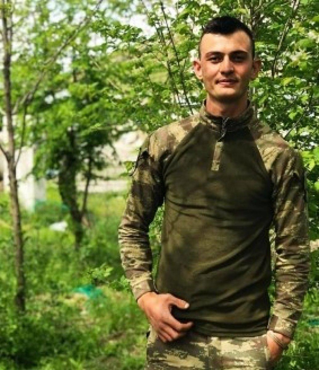 Şehit Piyade Uzman Çavuş Ahmet Asan ın ailesine acı haber verildi #2