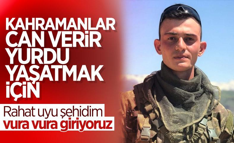 Şehit Piyade Uzman Çavuş Ahmet Asan'ın ailesine acı haber verildi