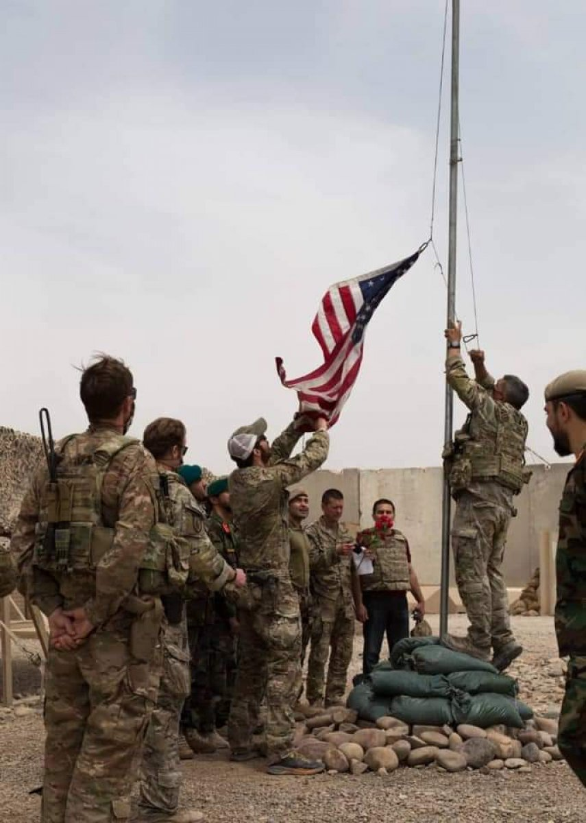 ABD Afganistan daki askerlerini geri çekmeye başladı #2