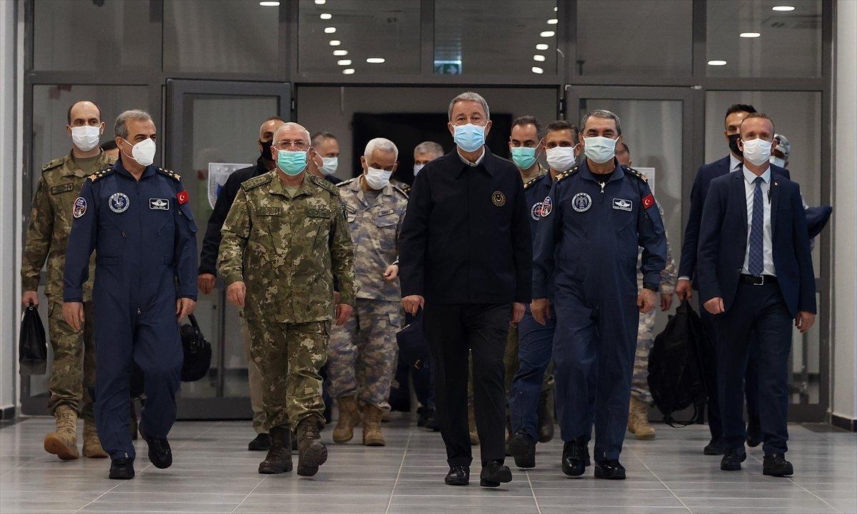 Pençe-Şimşek ve Pençe-Yıldırım operasyonlarında 7 terörist etkisiz hale getirildi #5