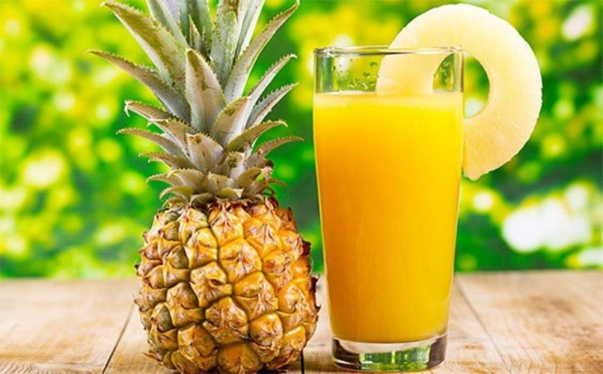 Bağışıklık güçlendirici 10 meyve suyu tarifi #9