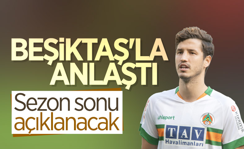 Salih Uçan, Beşiktaş ile anlaştı