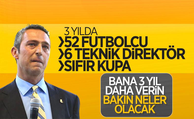 Ali Koç başkanlığa yeniden aday olacak