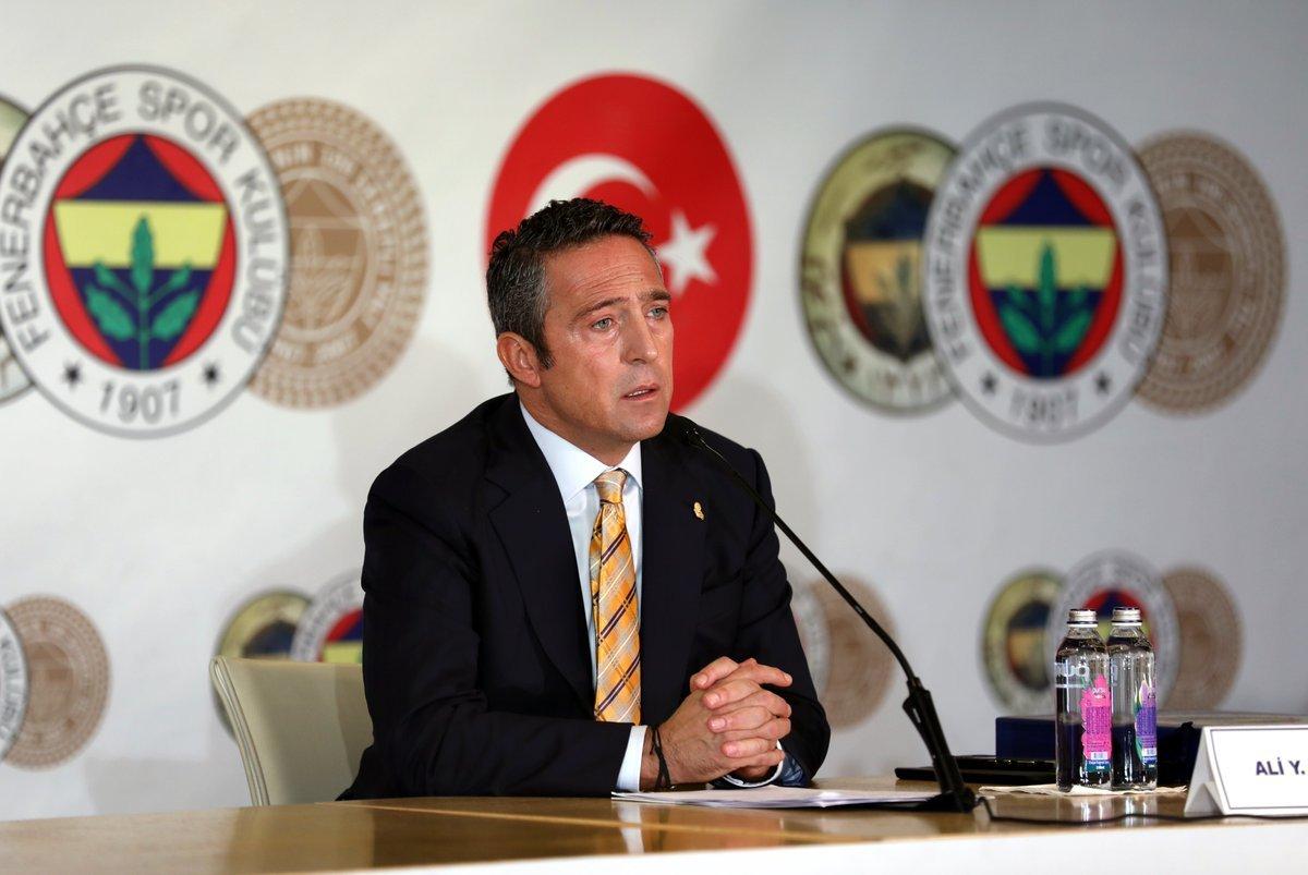 Ali Koç başkanlığa yeniden aday olacak #1