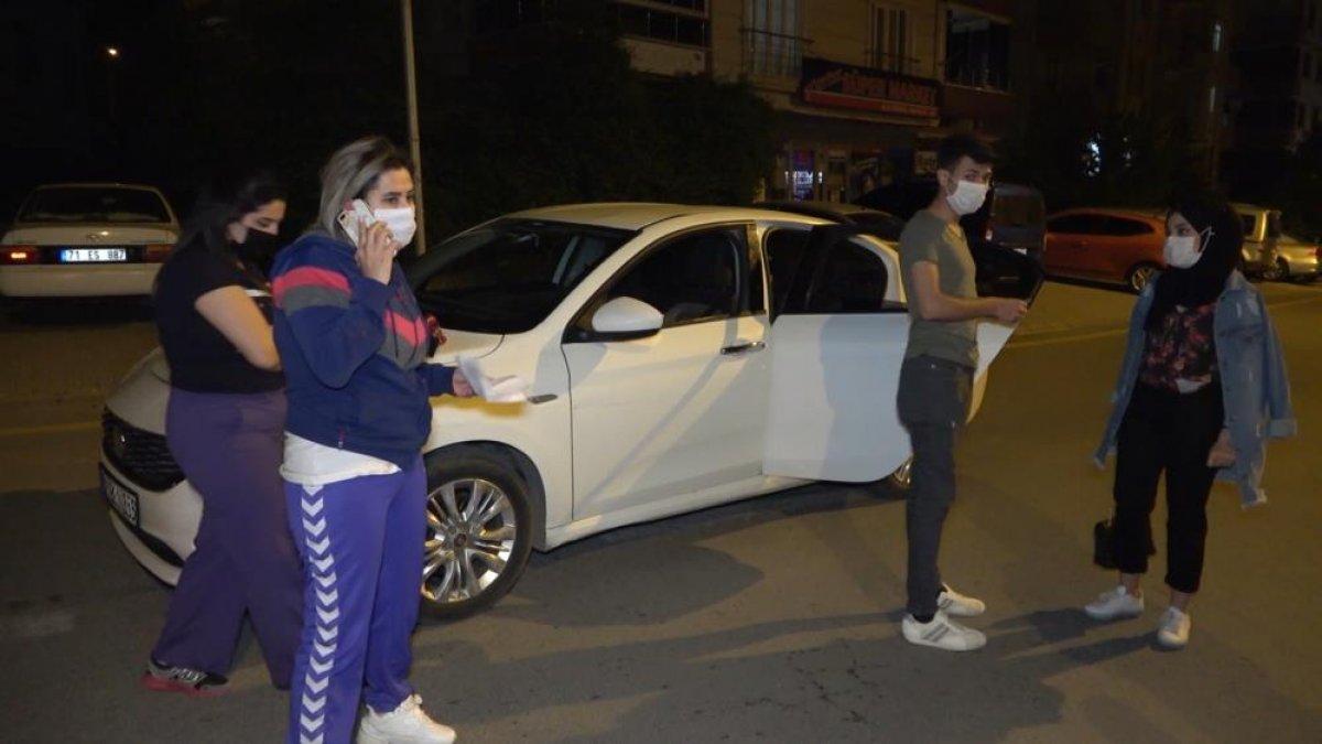 Kırıkkale de sahte izin belgesi pahalıya patladı #1
