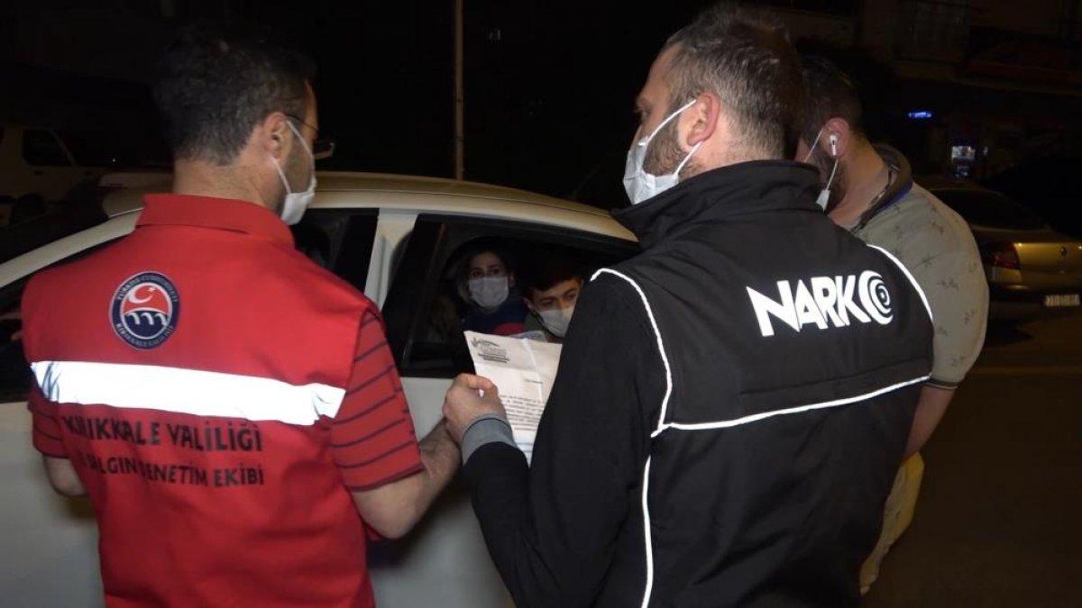 Kırıkkale de sahte izin belgesi pahalıya patladı #3