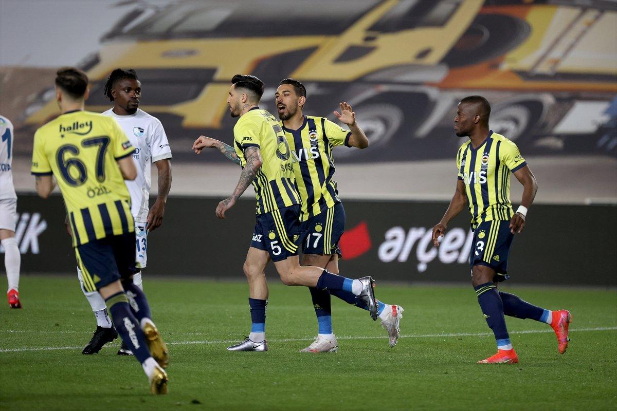Fenerbahçe, evinde BB Erzurumspor u 3 golle mağlup etti #2