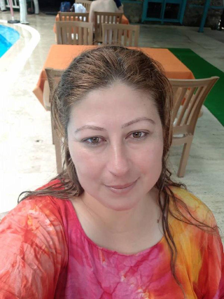 Antalya da işten dönen genç annesini ölü buldu #1