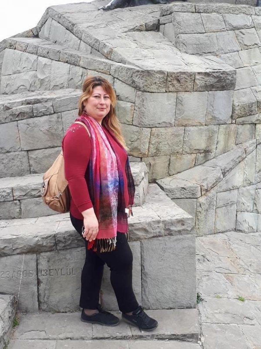 Antalya da işten dönen genç annesini ölü buldu #2