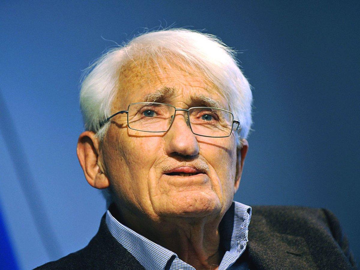 Alman filozof Jürgen Habermas, BAE nin ödülünü reddetti #1