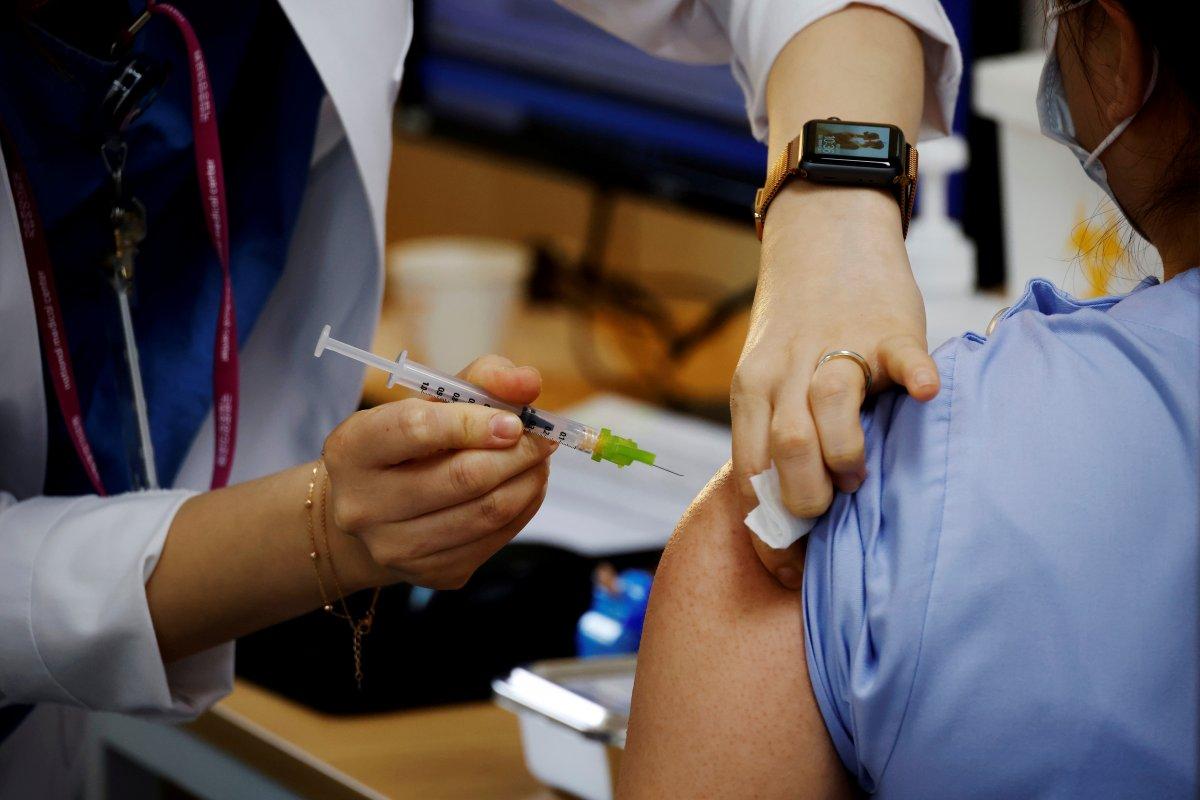Dünya genelinde koronavirüse karşı uygulanan doz sayısı #3
