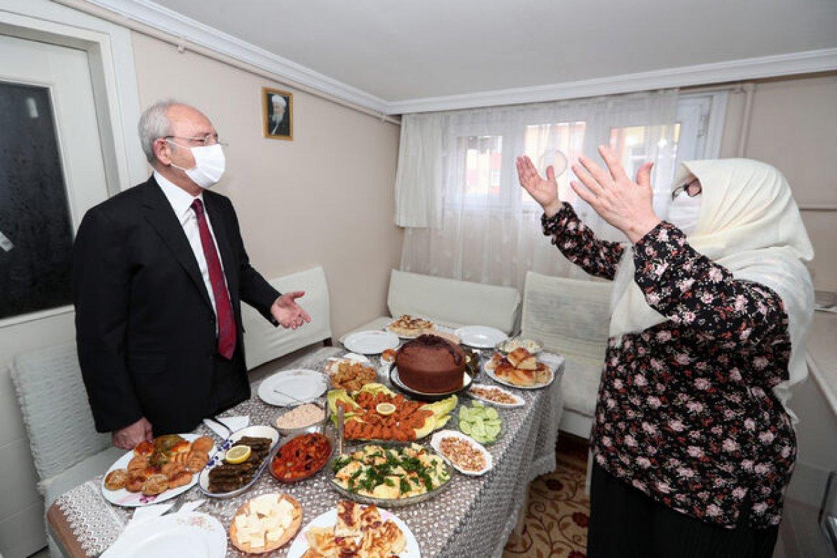 Cumhurbaşkanı Erdoğan ın ziyaret ettiği Mahruze Teyze den açıklamalar  #3
