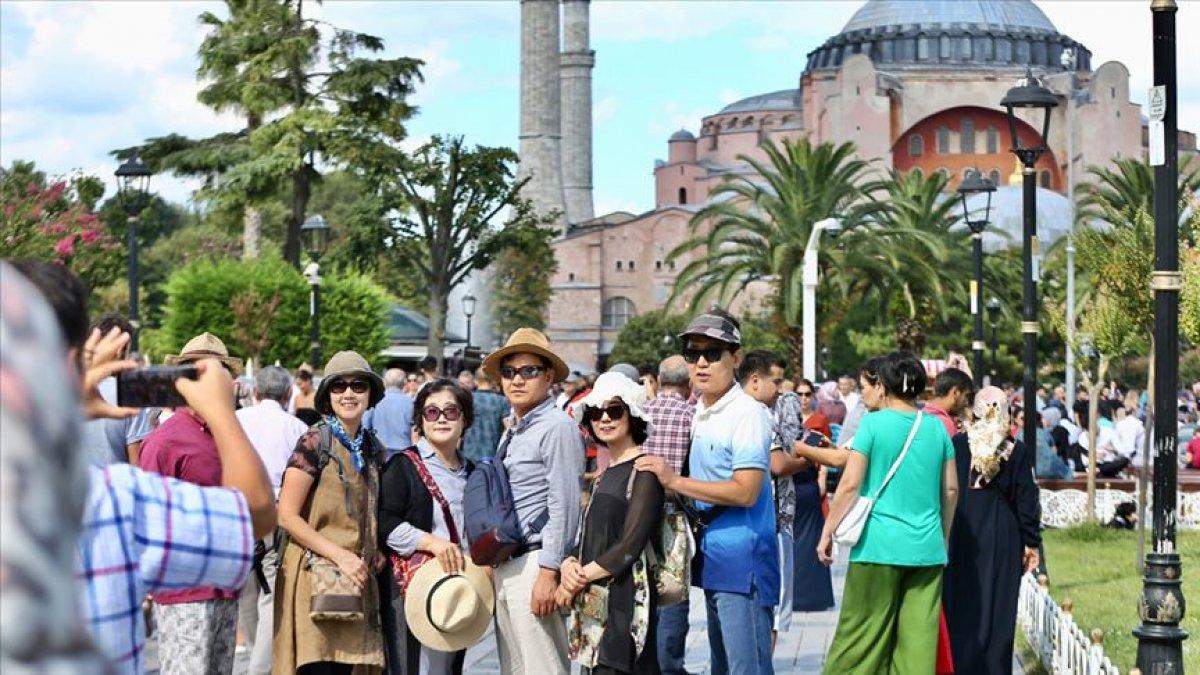 Mehmet Nuri Ersoy: Türkiye 30 milyon turist hedefini koruyor #1