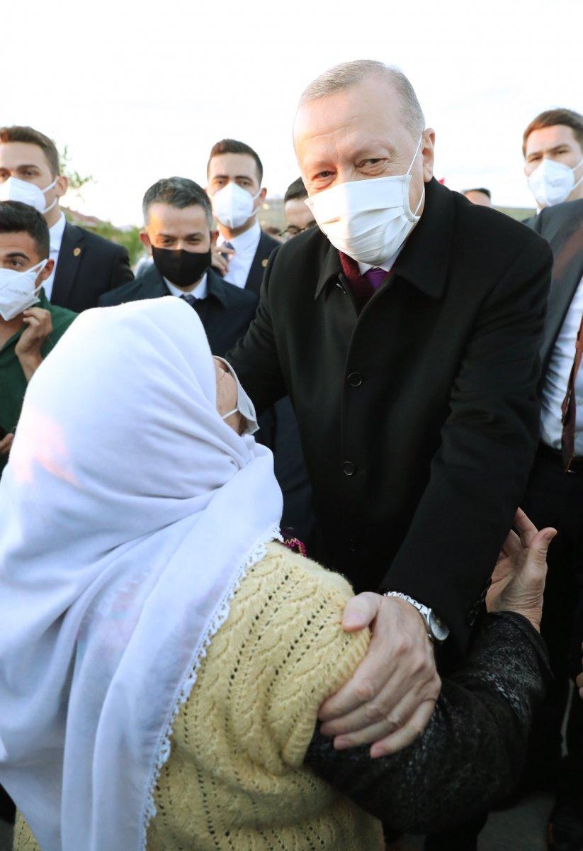 Cumhurbaşkanı Erdoğan Ayaşlı çiftçi ve ailesiyle iftar yaptı #1