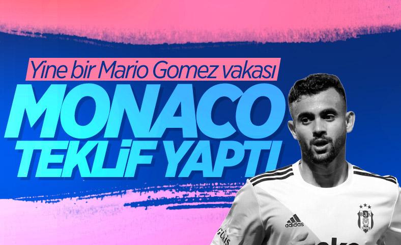 Monaco, Rachid Ghezzal için devrede